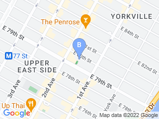 Map of NY Tails Dog Boarding options in New York | Boarding
