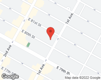 New York City Real Estate | View 345 East 80th Street, 19G | map
