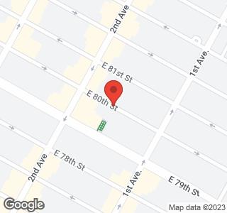 340 East 80th Street Apt 11EF