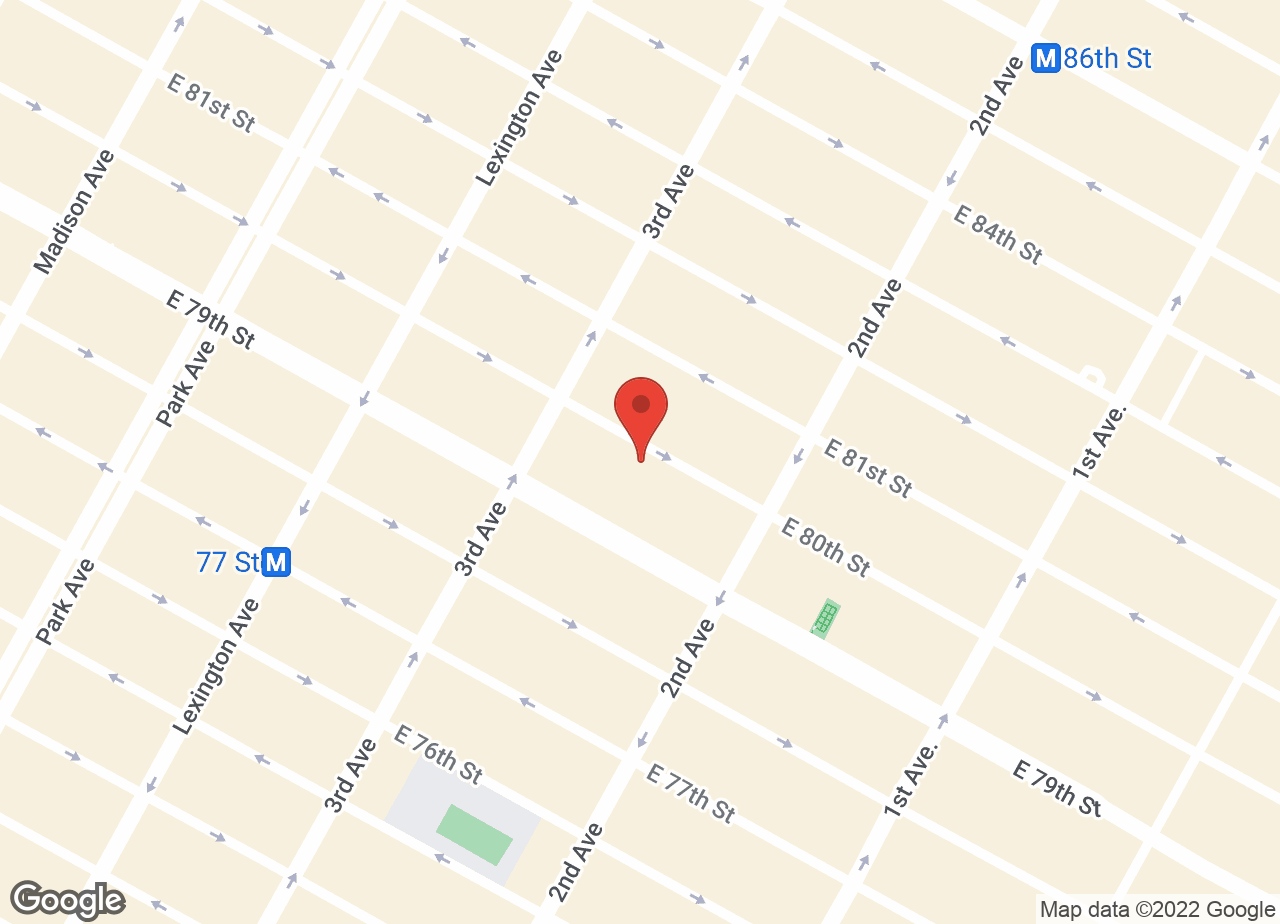 Google Map of Manhattan Veterinary Group