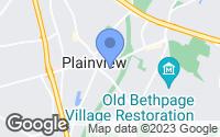 Map of Plainview, NY