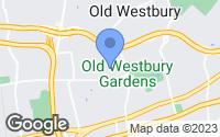 Map of Old Westbury, NY