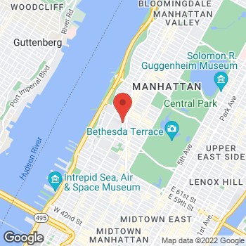 Map of Rite Aid at 210-20 Amsterdam Avenue, New York, NY 10023