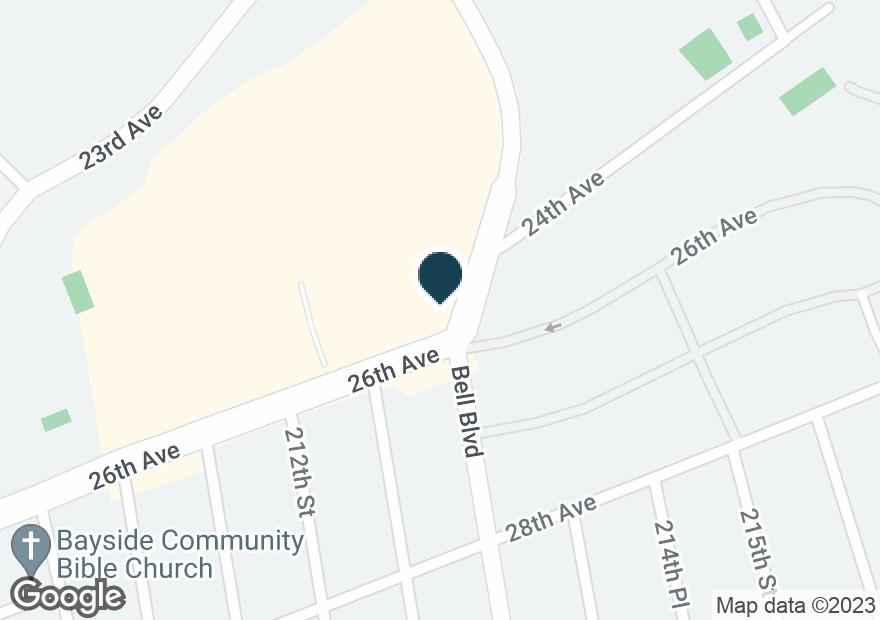 Google Map of2428 BELL BLVD