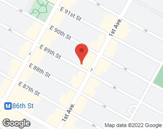 New York City Real Estate | View 389 East 89th Street, 5F | map