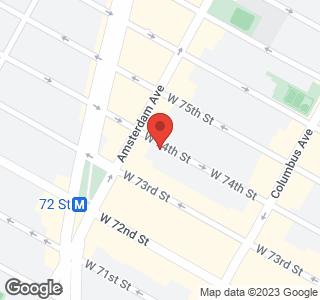 164 W 74th Street