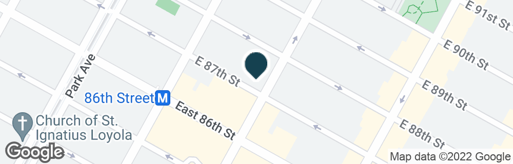 Google Map of1550 3RD AVE