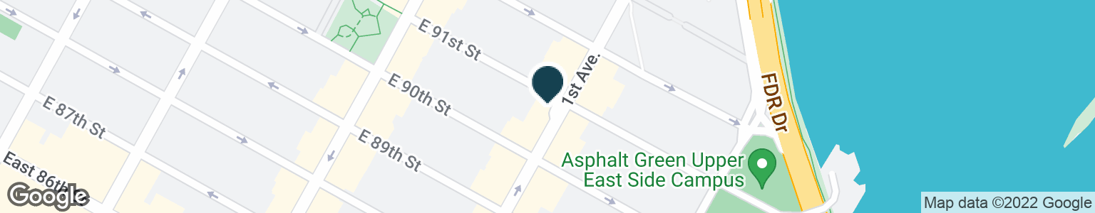 Google Map of1749 1ST AVE