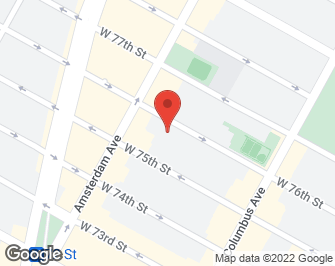 New York City Real Estate | View 166 West 76th Street, #F | map