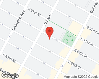 New York City Real Estate | View 208 East 90th Street #5W | map