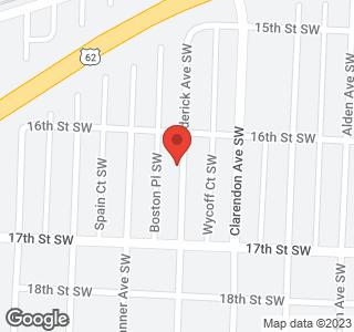1617 Frederick Ave Southwest