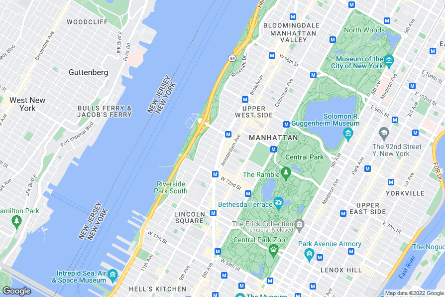 Hotel Near Subway New York City
