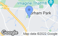 Map of Florham Park, NJ