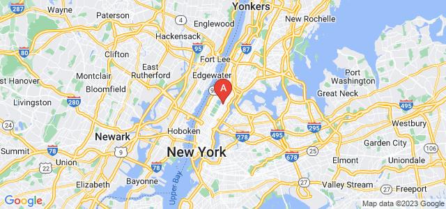 Lokalizacja Dom na sprzedaż w New York, York, Manhattan
