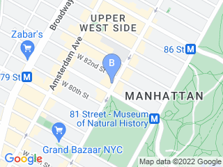 Map of Spot Dog Boarding options in Manhattan | Boarding