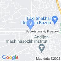 Location of Hamkor on map
