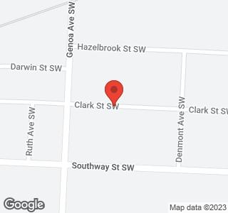 Clark St Southwest