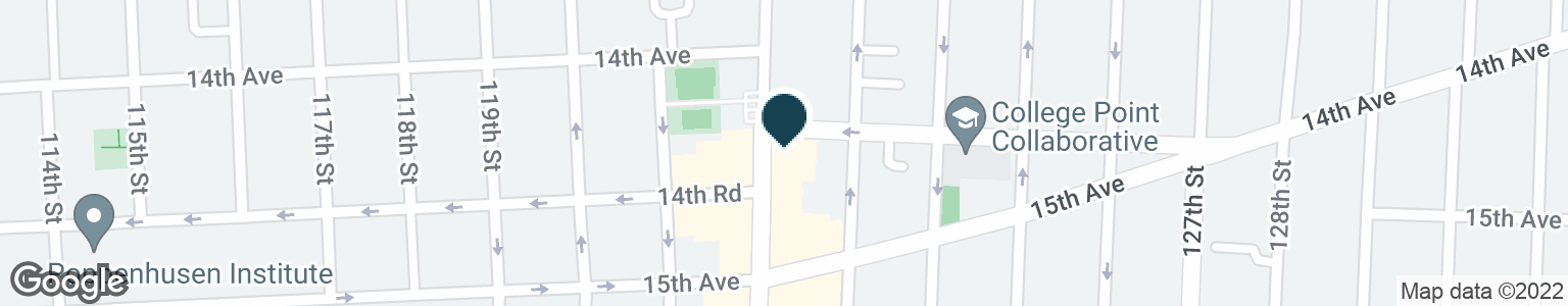 Google Map of1401 COLLEGE POINT BLVD