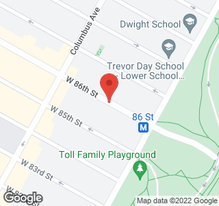 41 West 86th St