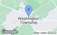 Map of Long Valley, NJ