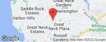 Mapa de 96 Middle Neck Rd en Great Neck