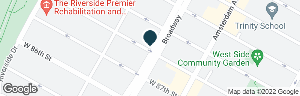 Google Map of2409 BROADWAY