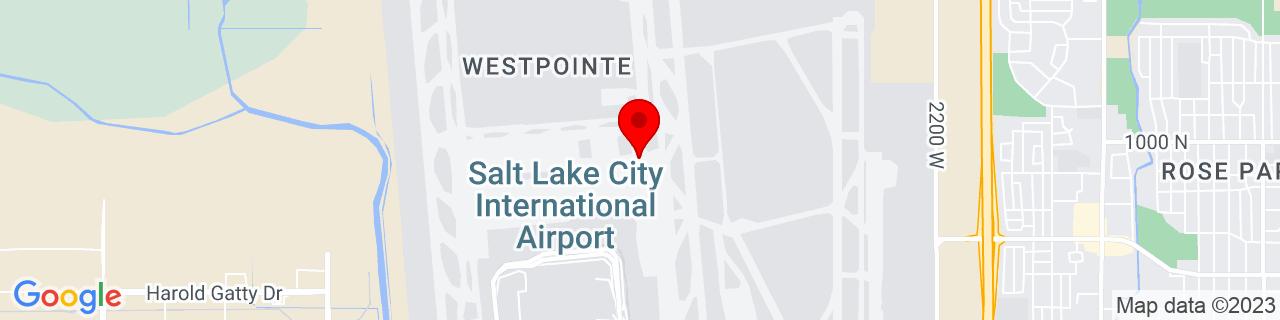 Google Map of 40.78994039999999, -111.9790706
