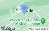 Map of Danielsville, PA