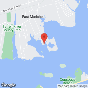 Map of Optimum WiFi Hotspot at 215 Atlantic Ave, East Moriches, NY 11940