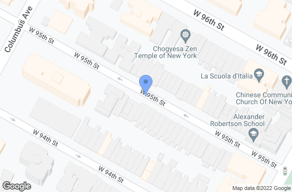 46 West 95th St - New York County - Home for Sale - NYTimes  Th Stree Map Of Manhattan Google on