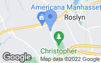 Map of Roslyn Heights, NY