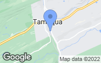 Map of Tamaqua, PA