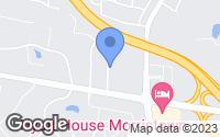 Map of Morristown, NJ