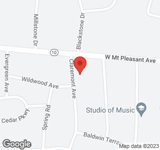 5 Claremont Avenue