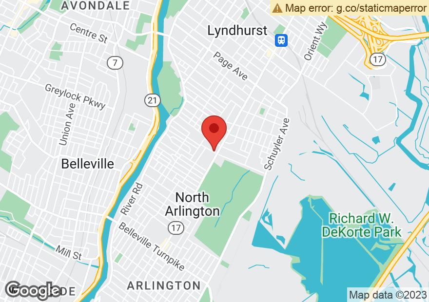 Google Map of 475 RIDGE RD