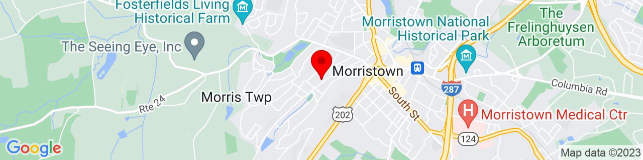 Google Map of 40.79561, -74.49076