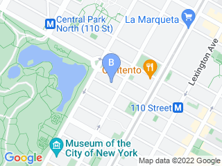 Map of Dogday Dog Walkers Dog Boarding options in New York | Boarding