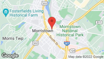 Map of 67-71 Morris Street in Morristown