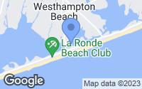 Map of Westhampton Beach, NY