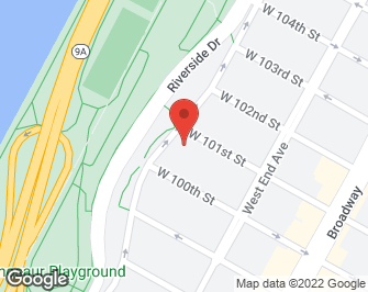 New York City Real Estate | View 285 Riverside Drive, #3E | map