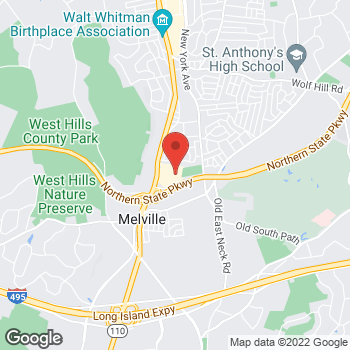 Map of Optimum WiFi Hotspot at 890 Walt Whitman Rd, Melville, NY 11747