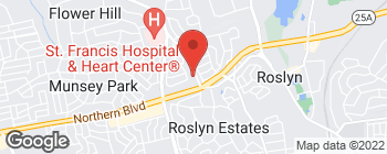 Map of 26 Middleneck Rd in Roslyn