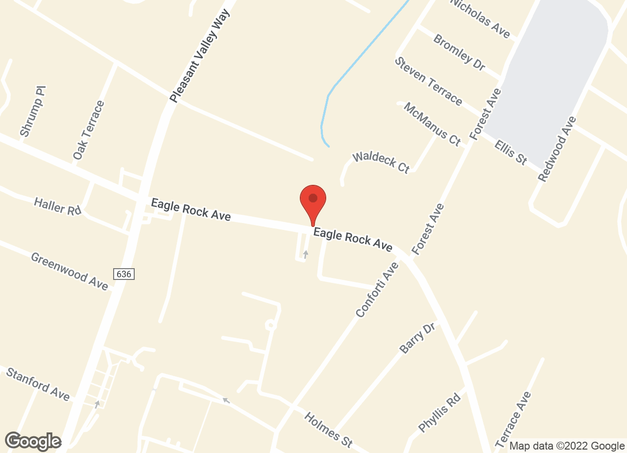 Google Map of VCA Eagle Rock Animal Hospital
