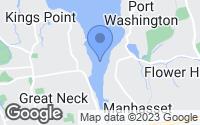 Map of Manhasset, NY