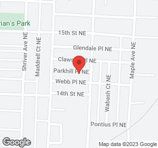 1530 Parkhill Pl Northeast