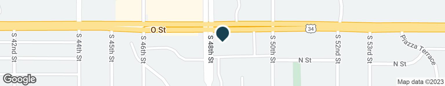 Google Map of4811 O ST