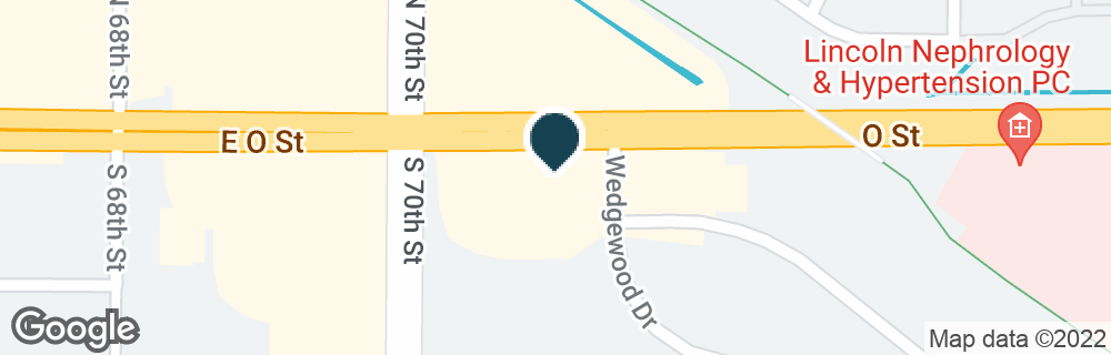Google Map of7045 O ST