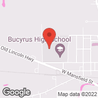[Bucyrus Stadium Map]