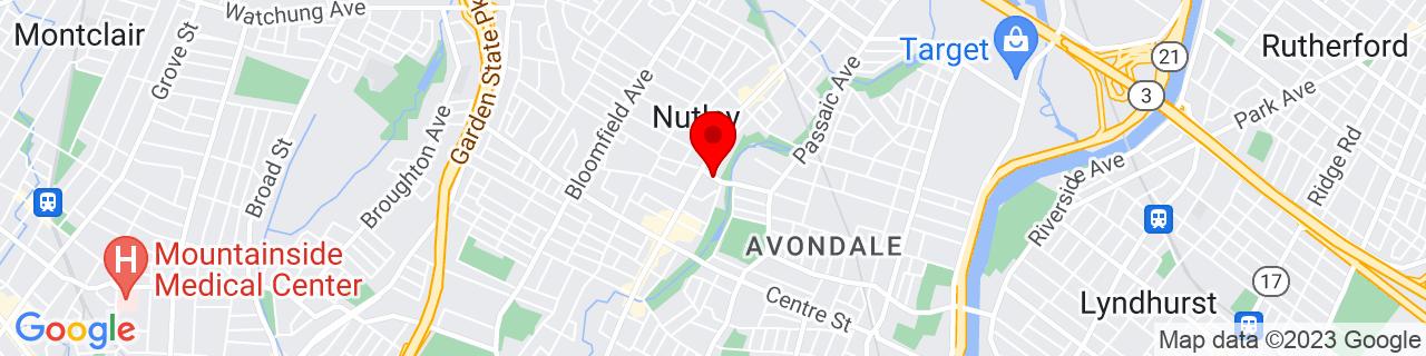 Google Map of 40.8187661, -74.1585389