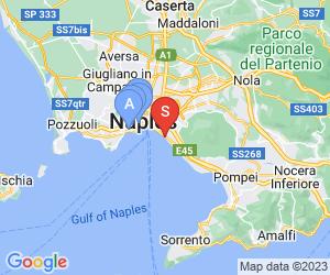 Karte für Museo Ferroviario di Pietrarsa